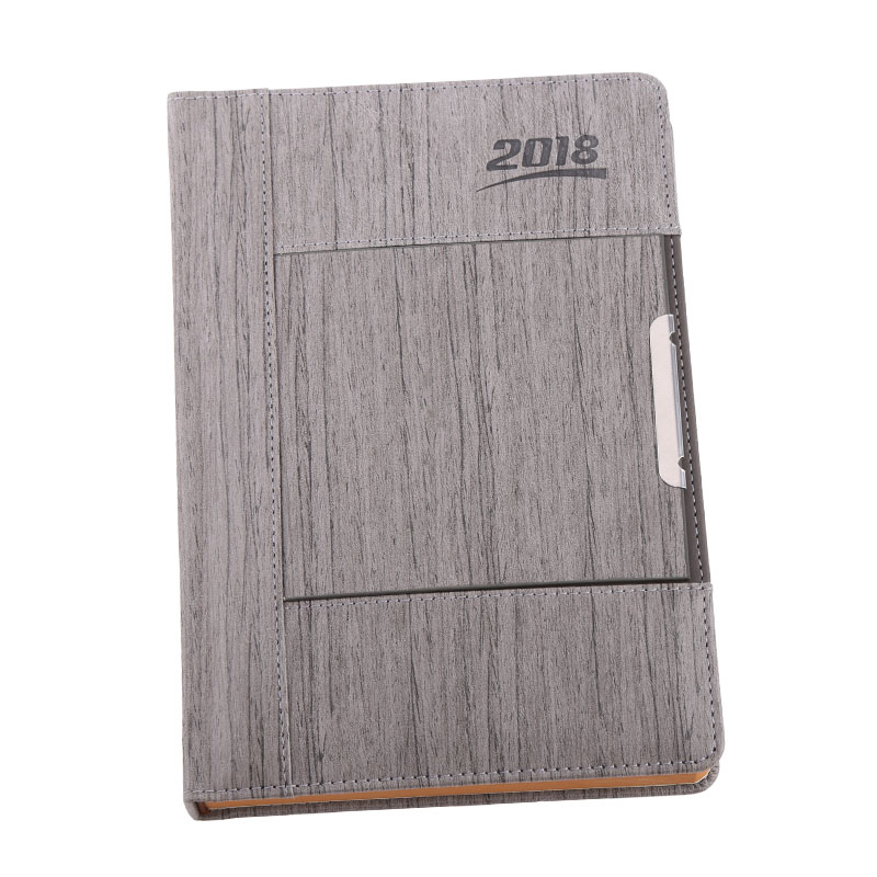 2017 Logo Popular custom Quality assured metal address book