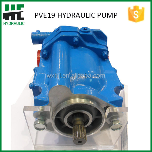 Vickers agricultural machinery PVE19 hydraulic pump