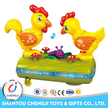 Professional Manufacturer Supplier musical B/O plastic chicken toys for kids