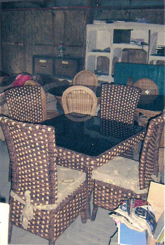 abacca dining set