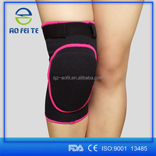 2 Pcs Brace Elastic Muscle Knee Support, Compression Knee Brace, Sport Pain Relief Knee Pad