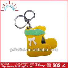 shoes cosmetic mirror acrylic keychain