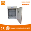 Digital Automatic Turner Incubator Hatcher with 2 Years Warranty Wonderful Poultry Hatcher