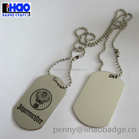 3d sexy girl embossing blank military dog tag