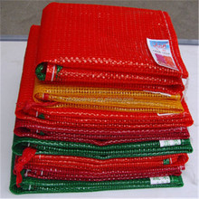 PE /PP round mesh bags for packaging onions