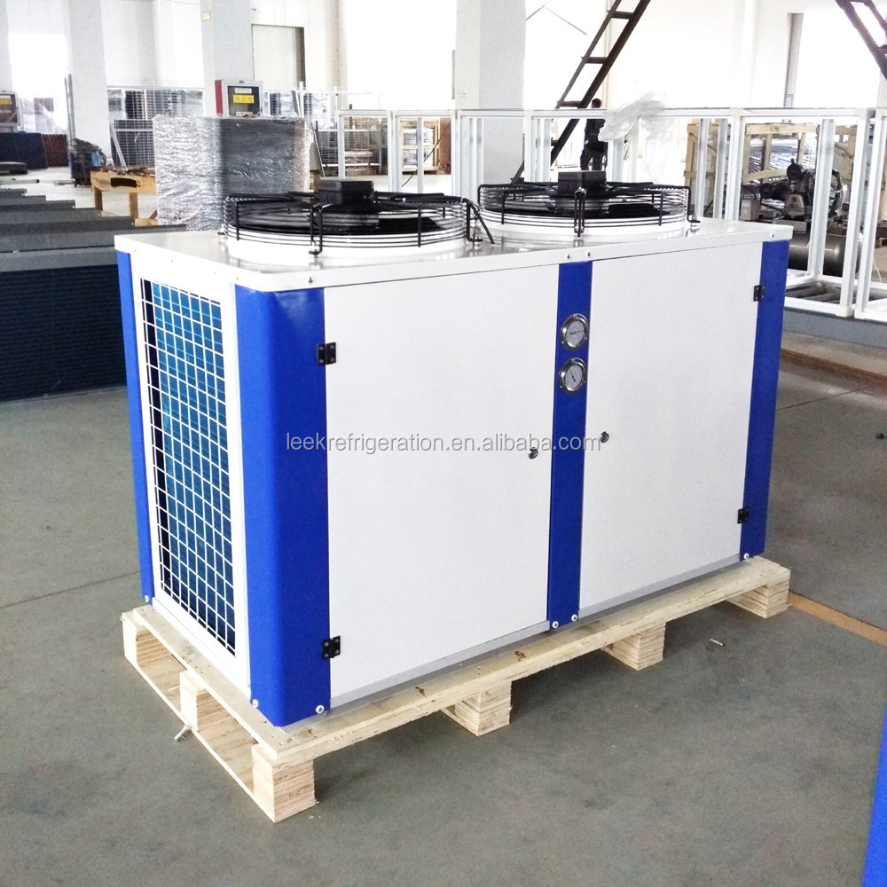 LIIK brand Copeland top discharge condensing unit for cold storage