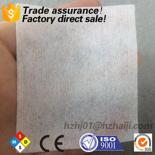 spunlace nonwoven fabric disposable single layer cosmetic cotton pads for face