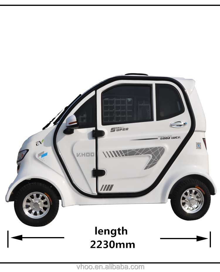 High quality energy saving electric rickshaw from Vhoo manufacture
