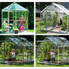High Quality Agricultural Aluminum Greenhouse