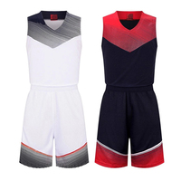 China Wholesale High Quality European Basketball Jerseys