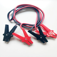 Intelligent 400amp Car Jumper Cable, Battery Booster Cable with Plastic Clamps Jump Start Cable