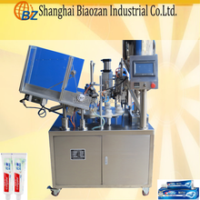 New Condition and Commodity,Chemical,Cosmetic Application plastic tube filling and sealing machine
