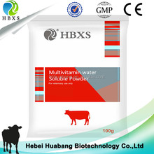 Veterinary Medicine Multivitamin Soluble Powder Wsp For Poultry