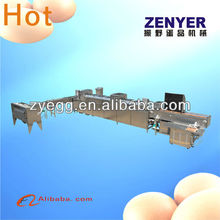 egg processing equipment/egg cleaning candling grading equipment