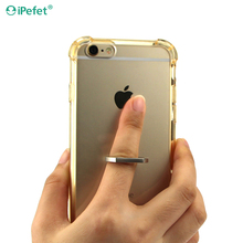 New Coming Phone Case for iPhone 7,For iPhone 7 Case with Ring Grip Holder Stand
