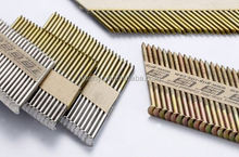Factory! 28/34 degree Paper strip nail, wire holding nails