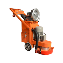 planetary concrete floor grinder grinding machine with vacuum cleaner