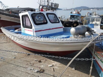 24ft Used fishing boat