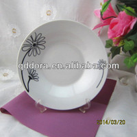 whole home dishes,porcelain plate,unbreakable microwave safe dishes