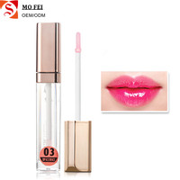 Magic color change moisture protect lips make your own lip gloss