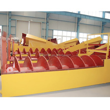 Cheap XL sand washer, Spiral sand washer for beach sand cleaning machine