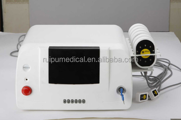 Lipo diode laser slimming beauty machine
