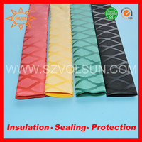 China Manufacturing Non Slip Heat Resistant Fishing Rod Cover
