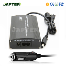 110-240V AC or 12V DC IN 120W 12-24V DC output Universal laptop car charger with usb for laptop and mobile