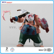 Custom make Dota 2 anime game pvc toys, dota 2 model china factory, from china dota 2 manufacturer