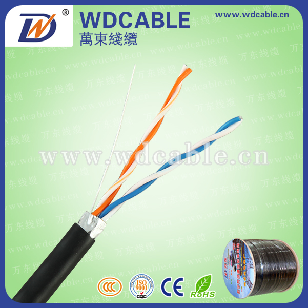 Cat6 UTP 2 Pair 4 Core Telephone Cable