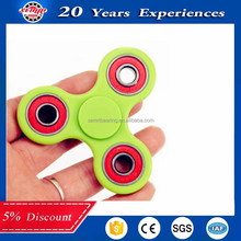 Puzzle Toys Plastic Fidgets Hand Spinner with 608 Ceramic Bearing