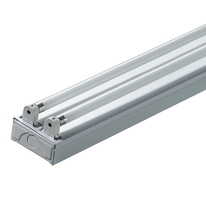 Super quality double lamp t5 2ft/3ft/4ft/5ft led fluorescent double tube fitting