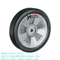 "8"" Plastic wheel"