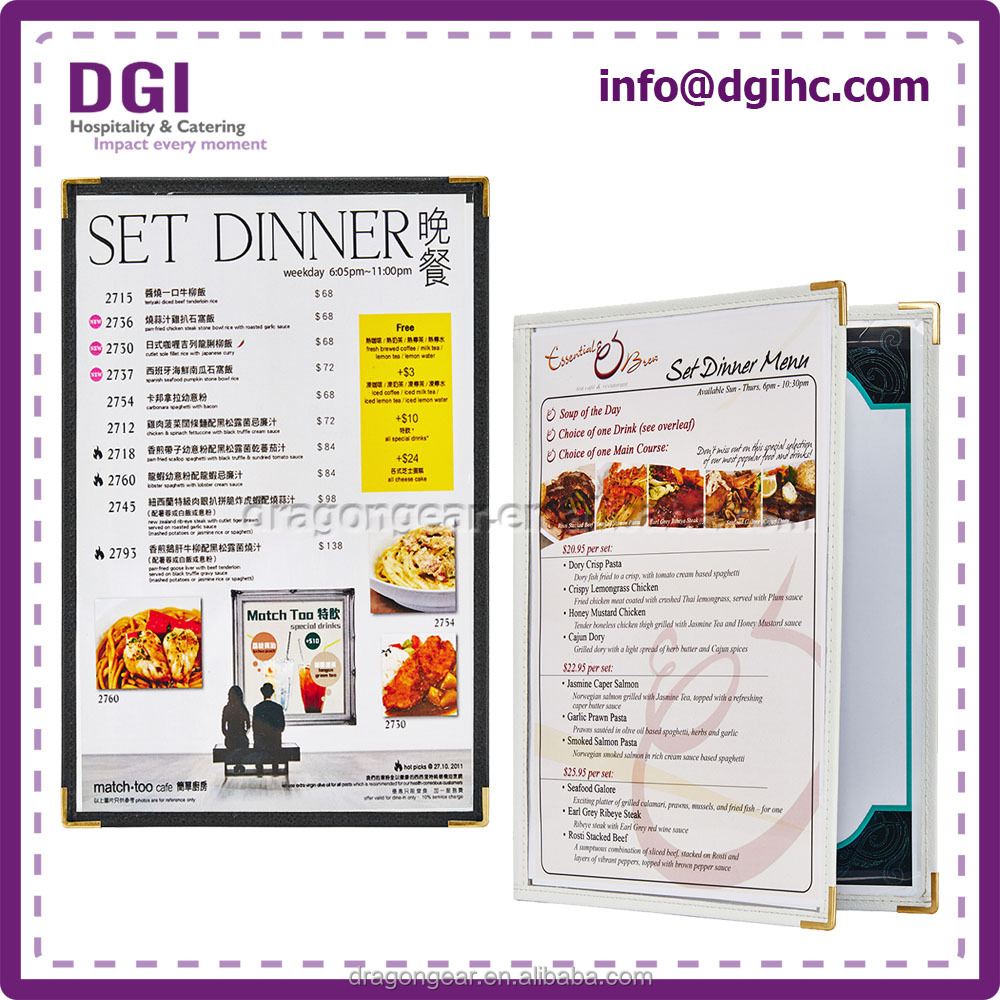 Hot selling pu leather pvc material price for catering services