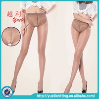 Japanese shiny sexy ultra soft transparent pantyhose