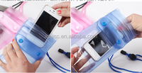 2014 newest multi model design pvc phone waterproof case, Waterproof PVC Bag for iPhone 5/5S
