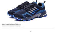 Running Sport Shoes Unisex Breathable Athletic Sneakers Fashion Trainers Shoes Boys Non-slip Wear Resistant Walking Sneakers