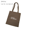 Personalised Reusable Designer Grocery Canvas Cotton Bags