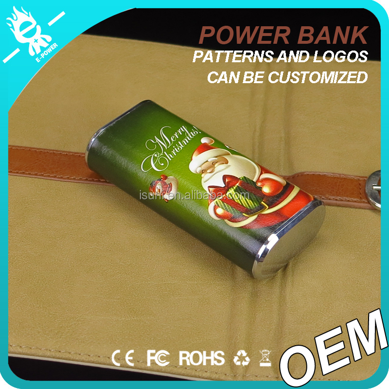favourite gift, charge pal, universal external portable mobile power bank 5600mah