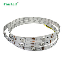 colorful led best price 5M Black/White PCB WS2812B WS2812 30 Pixel/m LED Strip 5050 SMD RGB Waterproof 5V
