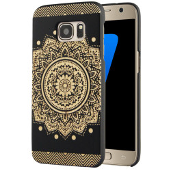 2016 new mobile accessory for samsung s7 free sample wood phone case