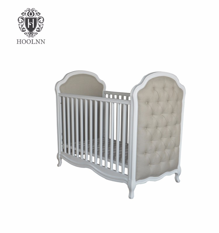 French Country Baby Cot Bedroom Furniture HL065