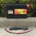 Longchi DC 12V /24V To AC 110V/ 220V 2000W Uninterruptible Power Source Inverter