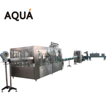 Best price small carbonated drink filling machine / carbonated beverage filling machine