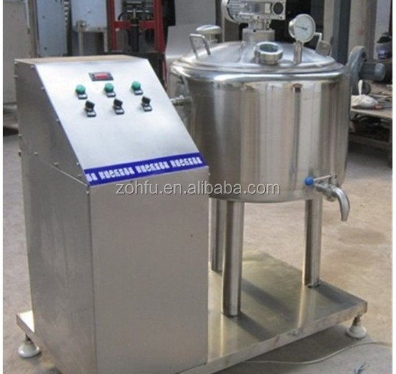 UHT Sterilizer/Milk Processing Plant & Machinery
