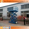 Stationary Electric / Hydraulic Lift Tables Manufacturer and Supplier