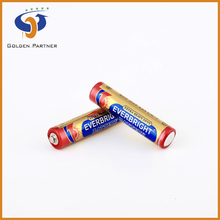 Alibaba manufacturer supply aaa and aa size carbon zinc 1.5v standby battery