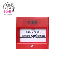 conventional manual break glass for access door