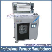 1200c Split Tube Furnace used for CVD furnace / single-walled carbon nanotubes CNTs CVD Experiments