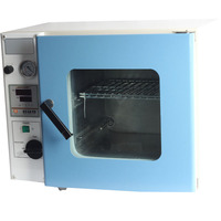 With stainless steel inner chamber small precision vacuum lab oven